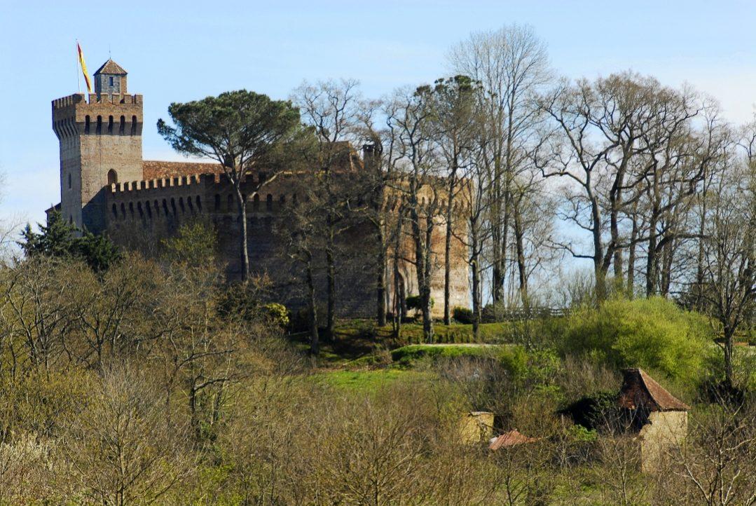 Chateau de Morlanne 012 ©CG64-JM Decompte