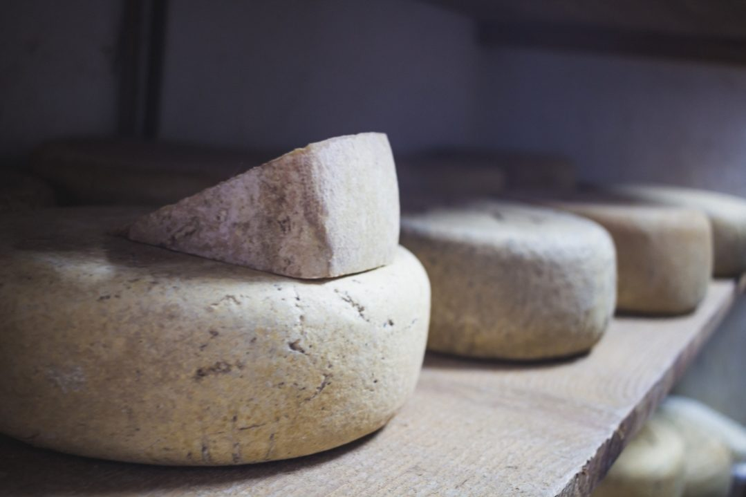 Fromage-Ossau-Iraty au saloir ©Kindabreak.com