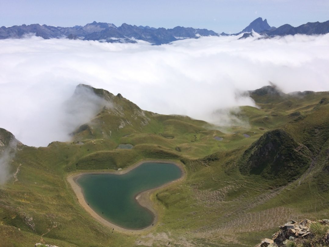 Lac du Montagnon en vallée d'Aspe 01 ©CDT64-A.Salaun