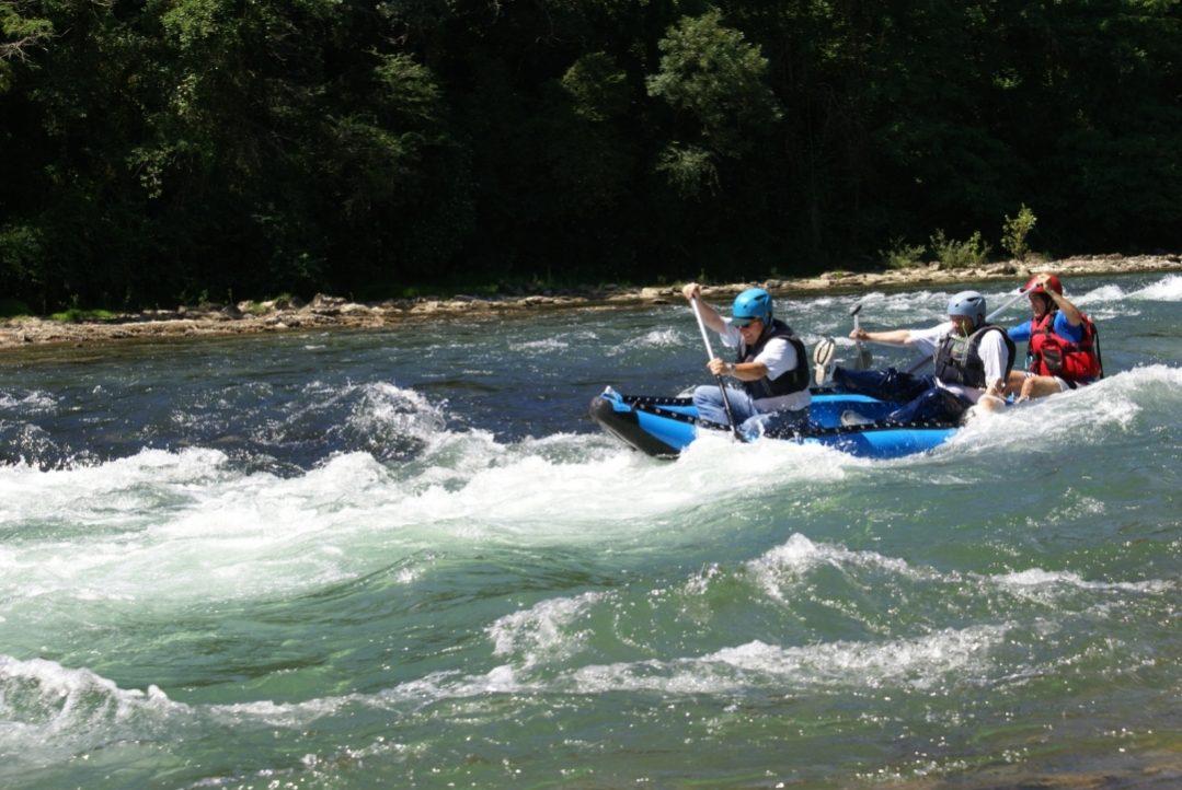 Rafting Béarn des Gaves©OTBDG-Guilbot