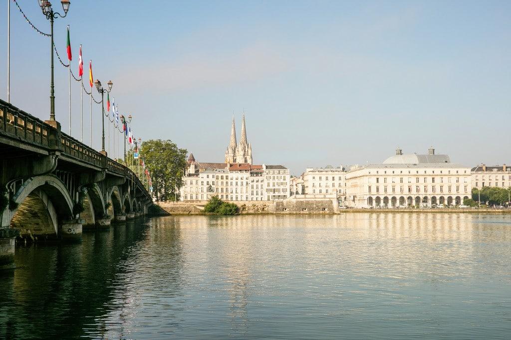 Bayonne pont Saint-Esprit © Pierre-Alex