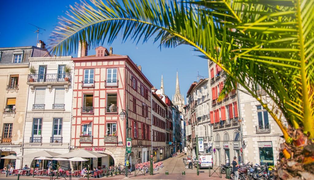 Bayonne rue Port de Castets © Pierre-Alex