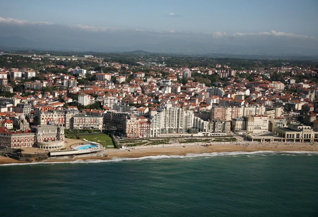 Biarritz Grande plage ©I.Palé