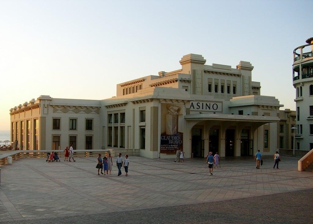 Biarritz casino municipal © CDT64-S.Claudon