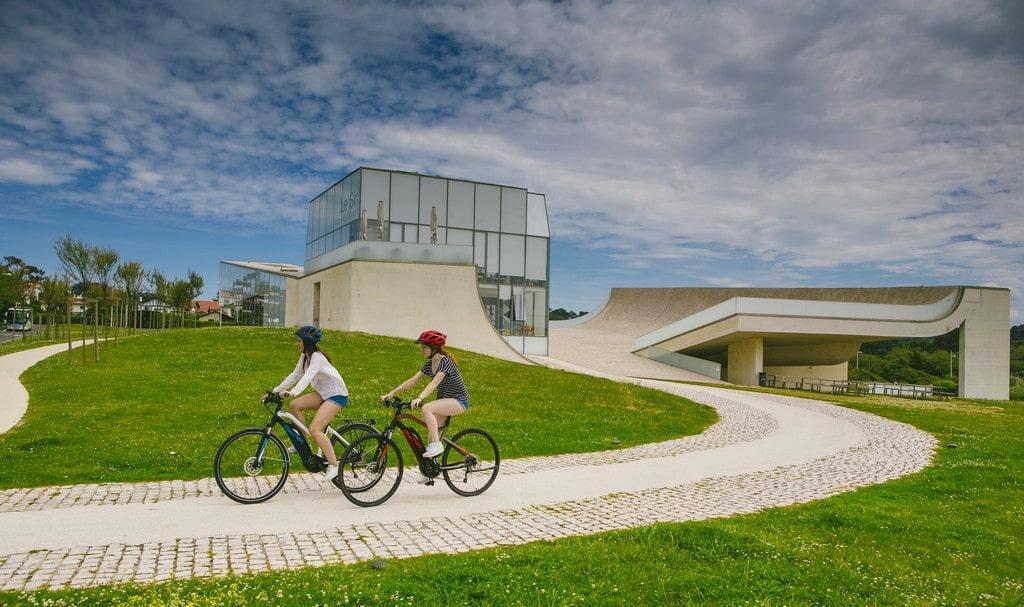Biarritz rando vélo VAE 014 ©Ziklo