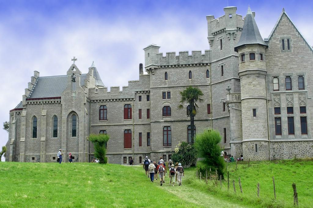 Chateau d'Abbadie à Hendaye 004 ©CG64-JM Decompte