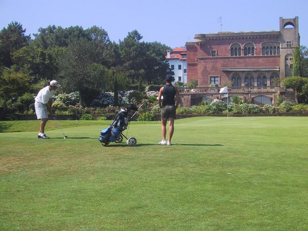 Golf de Chiberta Anglet 01 ©CDT64