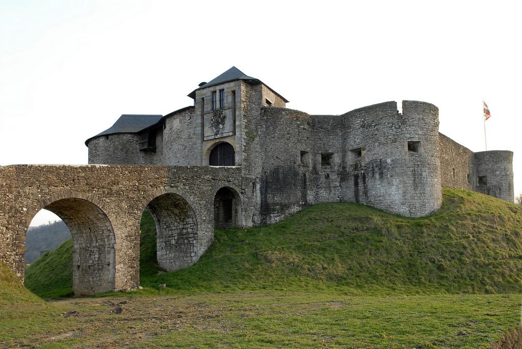Mauléon chateau fort ©CG64-JM Decompte