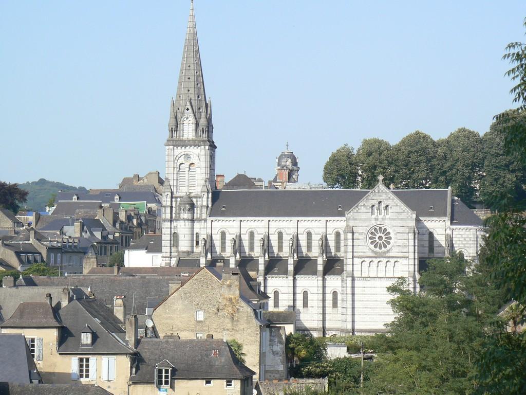 Oloron Quartier Notre-Dame - Eglise © OT Piémont Oloronais