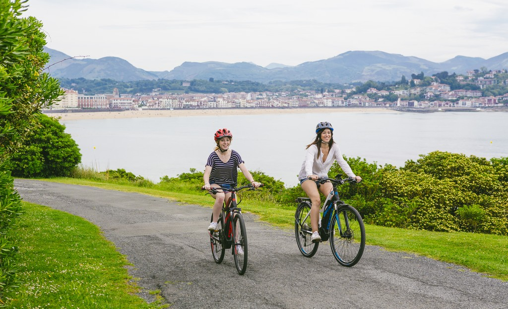 Saint-Jean de Luz rando vélo VAE 001 ©Ziklo