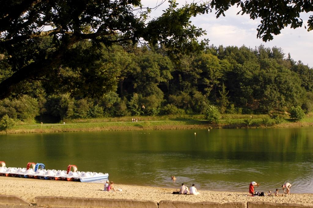 Lac de St Pée de Nivelle ©CG64